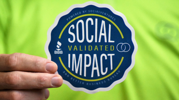 Local Social Enterprises Test New Validated Social Impact Seal